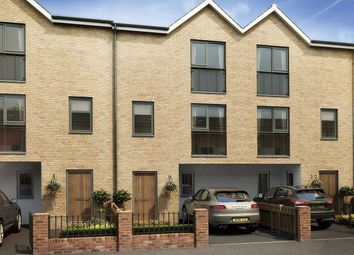 """Thumbnail 3 bed terraced house for sale in """"The Walton"""" at Watkin Close, Off Plymouth View, Manchester"""