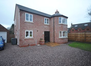 Thumbnail 3 bedroom detached house to rent in Shrewsbury Road, Market Drayton