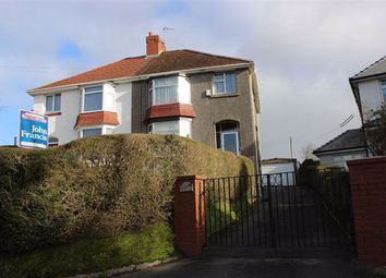 3 bed semi-detached house for sale in Hen Parc Lane, Upper Killay, Swansea SA2