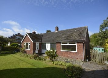 Thumbnail 2 bed bungalow to rent in Top Road, Kingsley, Frodsham