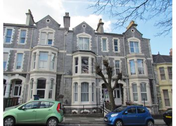 Thumbnail 1 bed flat for sale in 21 Sutherland Road, Plymouth