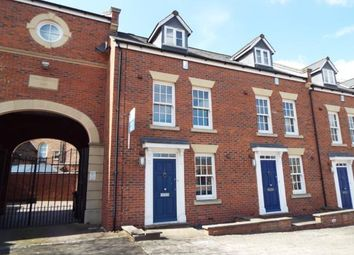 Thumbnail 3 bed mews house for sale in Second Wood Street, Nantwich, Cheshire