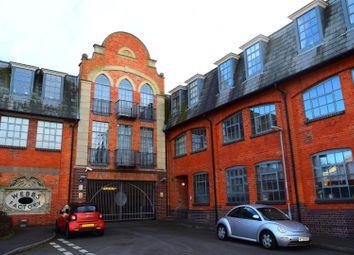 Thumbnail 2 bed flat for sale in Brockton Street, Northampton