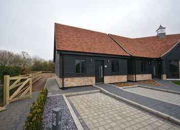 Thumbnail 2 bed detached house for sale in Kemps Farm Mews, Plot 12, Dennises Lane, South Ockendon, Essex
