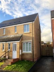 Thumbnail 3 bedroom semi-detached house for sale in Maes Y Glo, Parc Brynderi, Llanelli