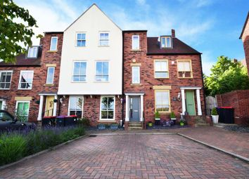 Thumbnail 4 bedroom terraced house for sale in Long Row Drive, Lawley Village, Telford