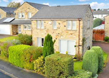 Thumbnail 3 bed detached house for sale in Harlow Manor Park, Harrogate