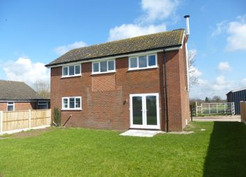 Thumbnail 3 bed detached house to rent in Buerton Lane, Audlem, Cheshire