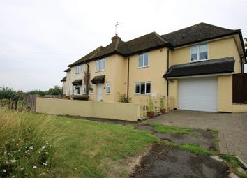 Thumbnail 5 bed semi-detached house to rent in Church Lane, Chearsley, Aylesbury