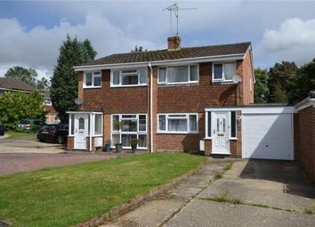 Thumbnail 3 bedroom semi-detached house for sale in Stratton Road, Basingstoke, Hampshire