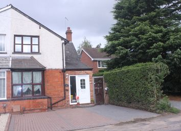 Thumbnail 4 bed cottage for sale in Station Road, Wythall, Birmingham