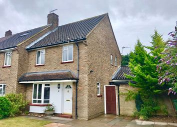 Thumbnail 2 bed end terrace house for sale in Eynsford Crescent, Bexley