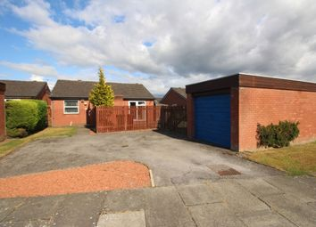 Thumbnail 2 bed bungalow for sale in Sanderson Close, Carlisle
