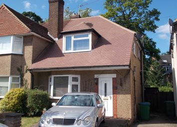 Thumbnail 3 bed semi-detached house to rent in Holland Gardens, Watford