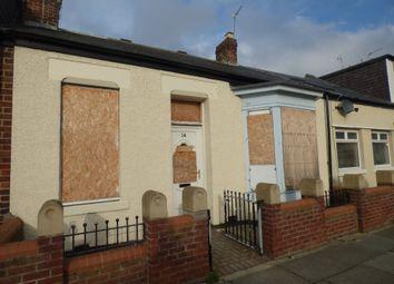 Thumbnail 3 bed terraced house for sale in Hendon Burn Avenue, Sunderland