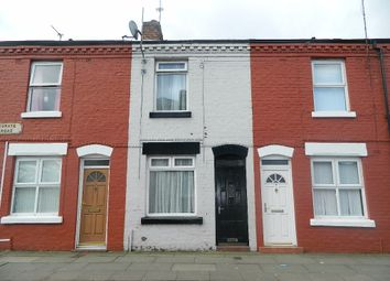 Thumbnail 2 bedroom terraced house for sale in Curate Road, Liverpool