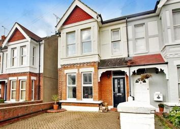 Thumbnail 3 bed end terrace house for sale in Woodlea Road, Worthing, West Sussex