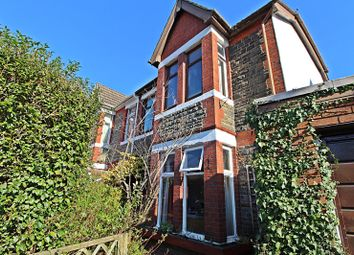 Thumbnail 4 bedroom semi-detached house for sale in Park Crescent, Treforest, Pontypridd, Rhondda Cynon Taff