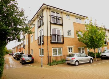 Thumbnail 2 bed flat for sale in Derwent Court, Hobart Close, Chelmsford