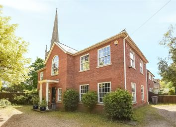 Thumbnail 4 bed detached house to rent in Glebe Road, Reading, Berkshire