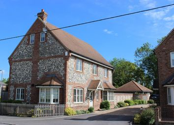Thumbnail 5 bed detached house to rent in Innkeepers Court, Longwick, Princes Risborough