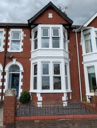 Thumbnail 4 bedroom terraced house to rent in Broad Street, Barry