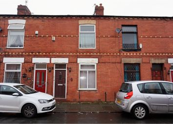 Thumbnail 2 bedroom terraced house for sale in Fir Street, Manchester