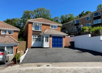 Thumbnail 3 bed detached house for sale in Harbourne Avenue, Roselands, Paignton