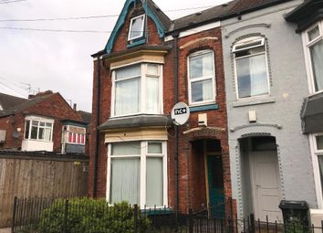 Thumbnail 3 bed end terrace house for sale in May Street, Kingston Upon Hull