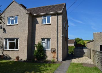 Thumbnail 3 bed end terrace house to rent in Millbatch, Meare, Glastonbury