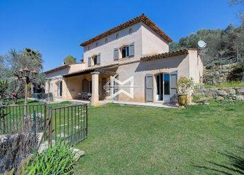 Thumbnail Town house for sale in Saint-Cézaire-Sur-Siagne, 06530, France