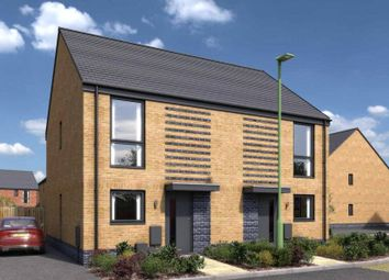 Thumbnail 2 bed end terrace house for sale in Daedalus Drive, Lee-On-The-Solent, Gosport