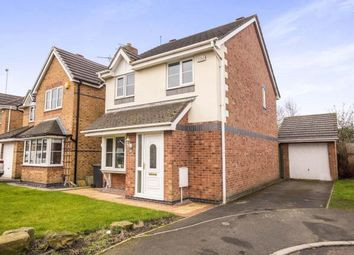 Thumbnail 3 bedroom detached house for sale in Teil Green, Fulwood, Preston, Lancashire