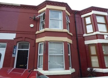 Thumbnail 3 bed property to rent in Silverdale Avenue, Liverpool