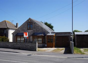 Thumbnail Detached bungalow for sale in Park Road, Portland, Dorset