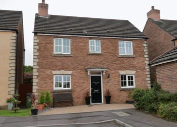 Thumbnail 4 bed detached house for sale in Shadow Wood Drive, Miskin