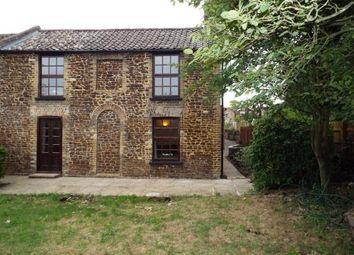 Thumbnail 3 bedroom semi-detached house for sale in Railway Road, Downham Market, Norfolk