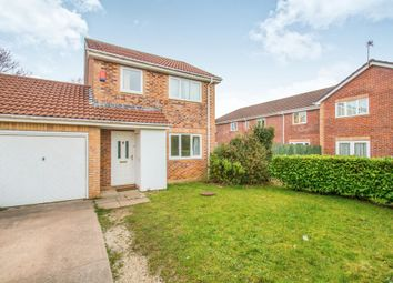 Thumbnail 3 Bed Link Detached House For Sale In Hornchurch Close Llandaff Cardiff