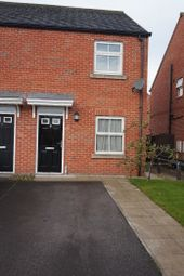 Thumbnail 2 bedroom end terrace house for sale in Larch Way, Selby
