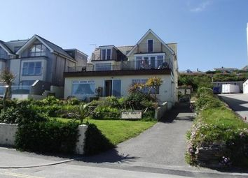 Thumbnail 4 bed flat to rent in Esplanade Road, Newquay