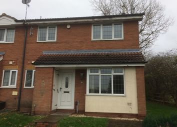 Thumbnail 2 bedroom town house for sale in Dadford View, Brierley Hill