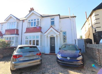 Thumbnail 3 bed semi-detached house for sale in Ringwood Road, Eastbourne, East Sussex