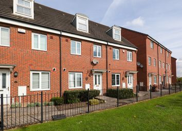 Thumbnail 3 bed town house for sale in Halfway Close, Halfway, Sheffield