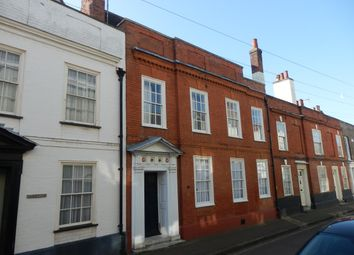 Thumbnail 5 bedroom town house for sale in Church Street, Harwich