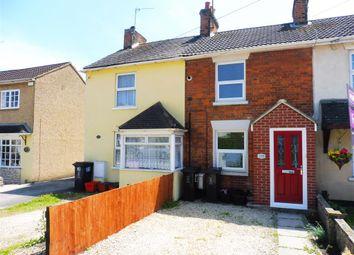 Thumbnail Terraced house for sale in Beechcroft Road, Swindon