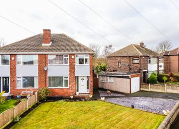 Thumbnail 3 bed semi-detached house for sale in Lynwood Close, Streethouse, Pontefract