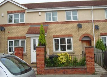 Thumbnail 3 bed terraced house to rent in Wulfric Road, Sheffield