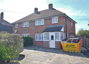 Thumbnail 3 bed semi-detached house for sale in Elizabeth Way, St. Mary Cray, Orpington
