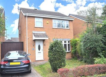 Thumbnail 3 bed detached house for sale in Enoch Stone Drive, Chaddesden, Derby