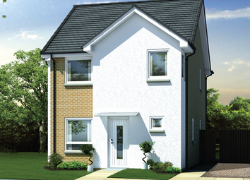 Thumbnail 3 bed detached house for sale in Lawson Avenue, Motherwell